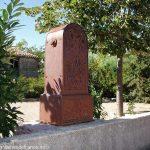 La Borne Fontaine de 1884