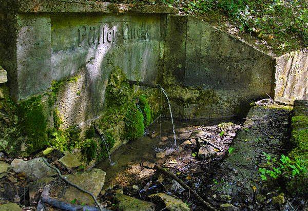 La Fontaine Pütter-Quelle
