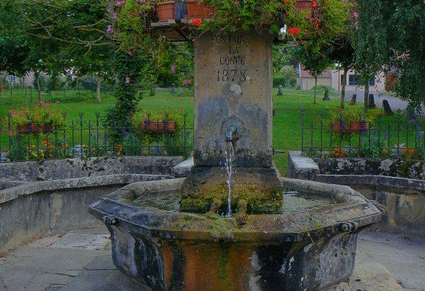 La Fontaine La Conre