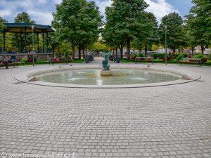 "La Fontaine de ""la Baigneuse"""