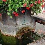 La Fontaine Stockpflugbrunnen