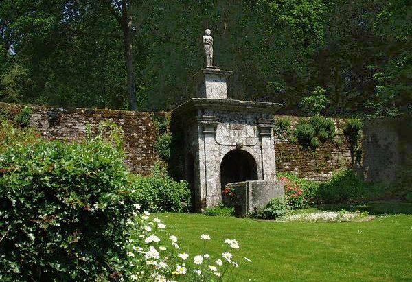 Fontaine de la Vénus de Quinipily