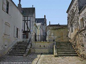 La Fontaine Marc-Chevalier-Lacombe