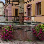 La Fontaine Gothique