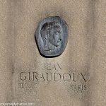 Fontaine Mémorial J.Giraudoux