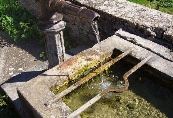 La Fontaine de l'Unterdorf
