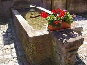La Fontaine du Mitteldorf