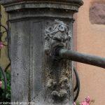 La Fontaine rue des Vignerons