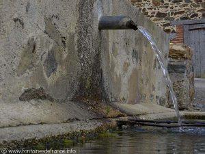 La Fontaine de Dévotion St-Jean-Baptiste