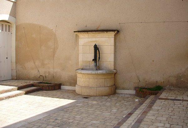 La Fontaine Place Charles Bidault
