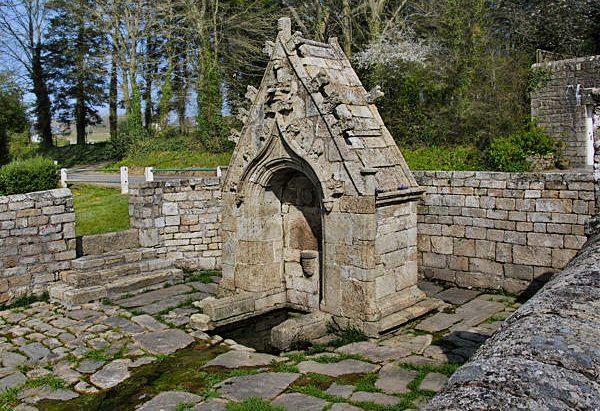 La Fontaine Saint-Bieuzy