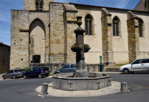 La Fontaine du Faubourg Saint-Loup