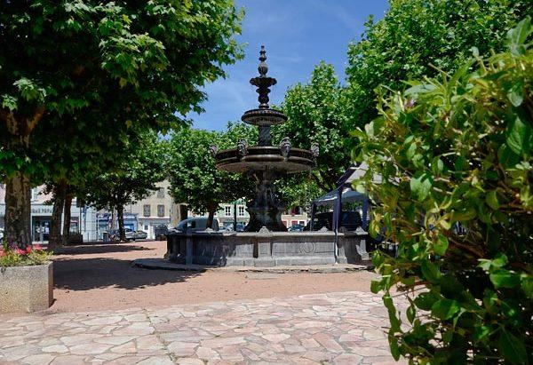 La Fontaine du Cibony