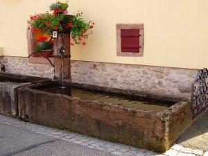 La Fontaine Route des Vins