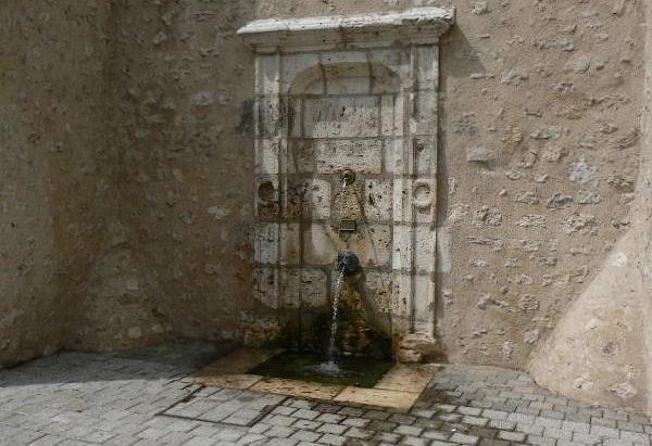 La Fontaine rue Denis Papin