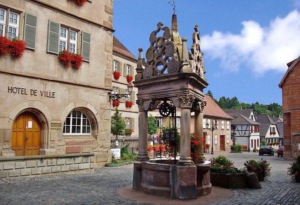 Le Sechseimerbrunne