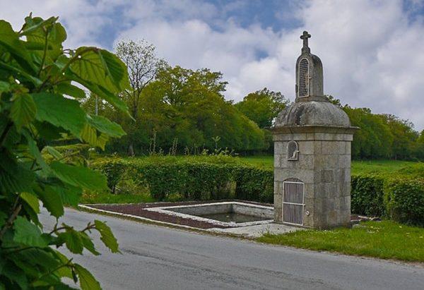 La Fontaine Saint-Sylvain