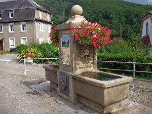 La Fontaine Route Joffre