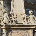 La Fontaine des Quatre Piliers