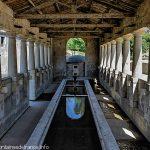 La Fontaine aux Ânes vue du Lavoir