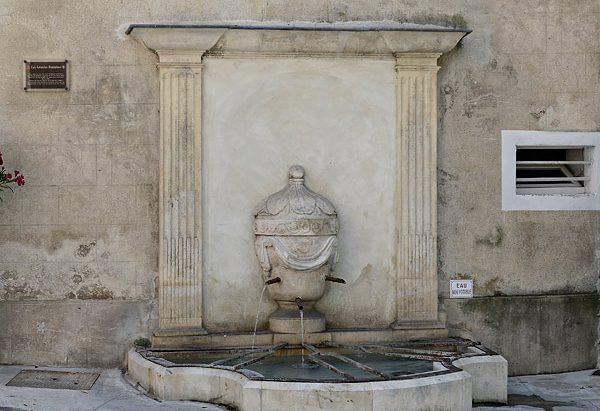 La Fontaine rue des Fontaines