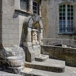 La Fontaine Jeanne d'Arc
