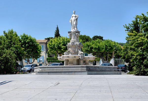 La Fontaine Dona Vierna