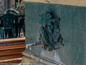 La Fontaine de Diane Chasseresse