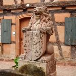 La Fontaine au Lion