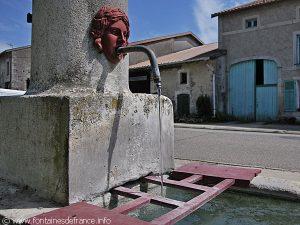 La Fontaine rue Haute