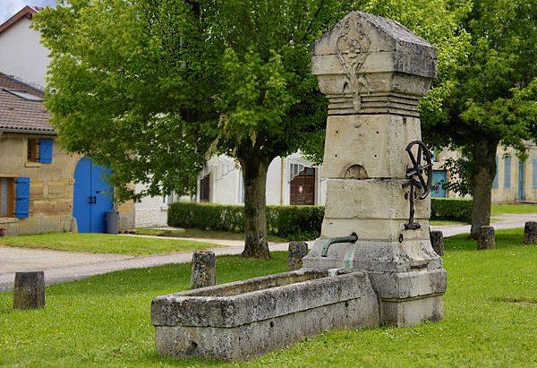 La Fontaine du Petit Pâquis