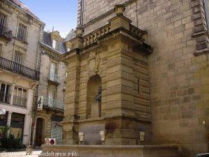 La Fontaine Bourzat