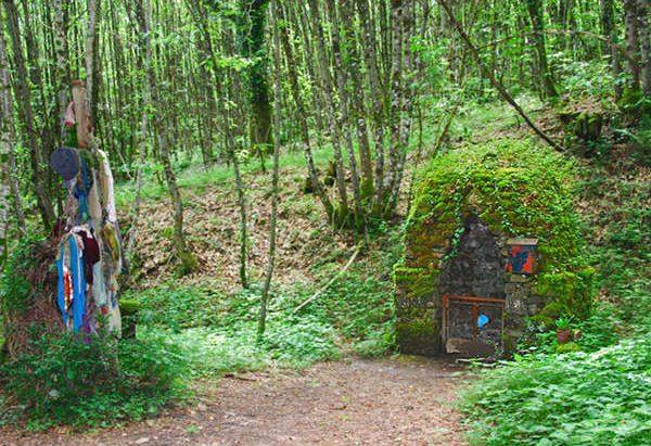 Les Bonnes Fontaines de Courbefy