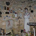 Représentation d la Vierge des Apparitions