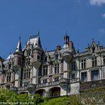 La Façade Est du Château