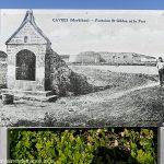 Le Fort de l'autre côté de la baie