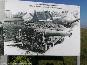 Pièces d'artillerie