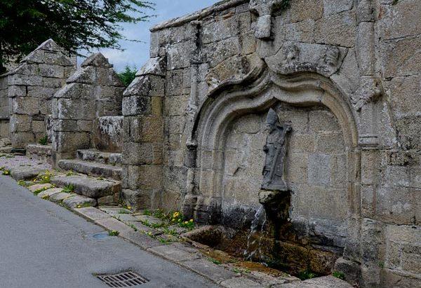 La Fontaine Saint-Ivy du Haut