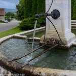La Fontaine de la Vierge à l'EnfantLa Fontaine de la Vierge à l'Enfant