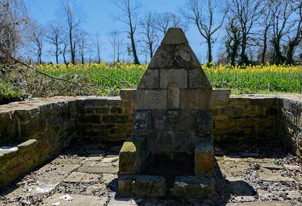 La Fontaine Notre-Dame de la Consolation