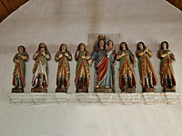 Les Sept Saints dormants de la Chapelle