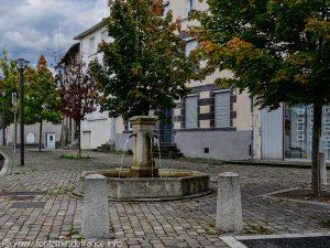 La Fontaine Place J.Rimbert