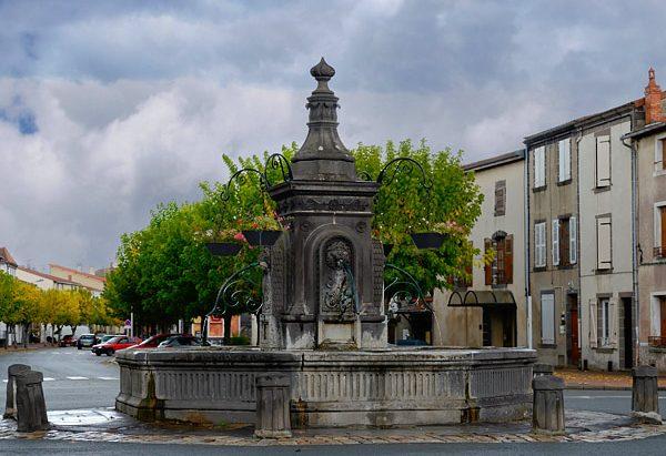 La Fontaine du Chéry
