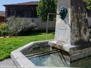 La Fontaine de la Dime