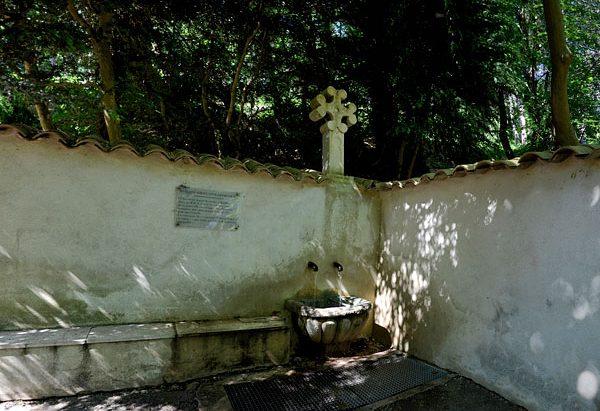 La Fontaine Notre-Dame du Fresneau