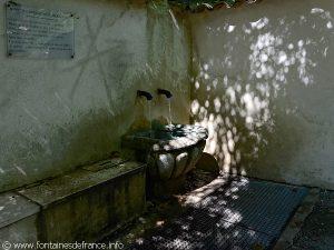 La Fontaine N-D du Fresneau