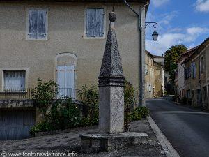 La Fontaine de La Hountête