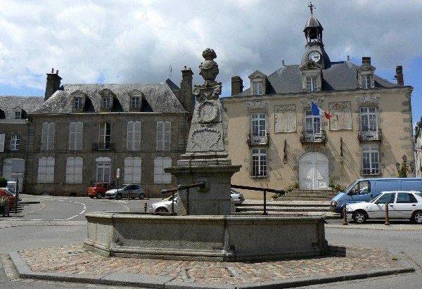 La Fontaine Mazarin