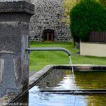 La Fontaine 1910 de Mazayes-Haute
