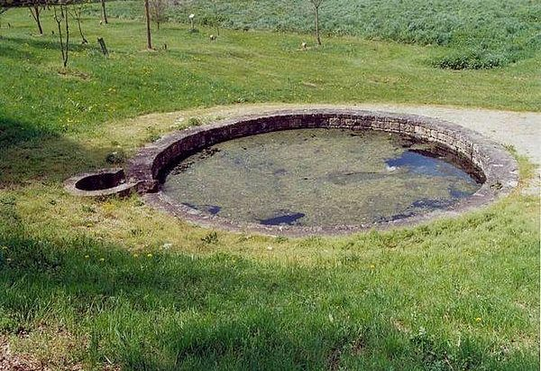 La Fontaine des Lépreux